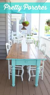 patio 10 front porch decorating ideas front porch table set exciting front porch table