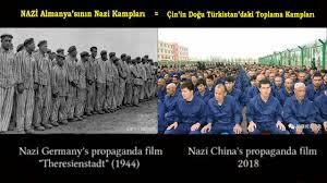 Uygur Haber - Tarih kendini tekrar eder. Solda: NAZİ... | Facebook