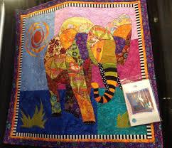 Ellie - elephant applique quilt pattern   SewArtsy   Pinterest ... & Ellie - elephant applique quilt pattern Adamdwight.com