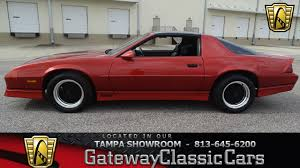 809 TPA 1988 Chevrolet Camaro Iroc Z - YouTube