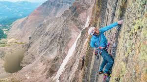 madaleine sorkin mental training climbing diamond long s peak
