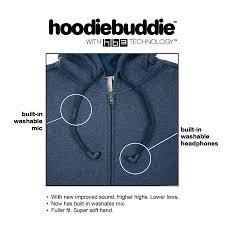 Hoodiebuddie Size Chart