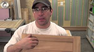 Kitchen Cabinet Drawer Fronts Building Kitchen Cabinets Part 17 Assembling The Doors And Drawer