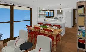 Kitchen Redesign The Painted Hive A Virtual Cottage Kitchen Redesignwhich Plan