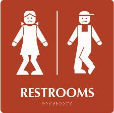 bathrooms signs. Custom Restroom Signs Bathrooms