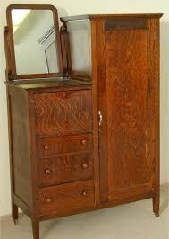 mirror furniture repair. antique dresser with mirror on the side furniture repair e