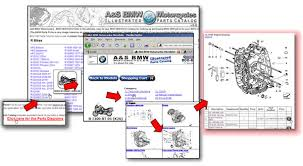 how to use the a s bmw motorcycles illustrated parts catalog f