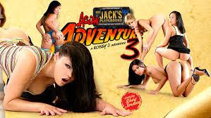Jack s Asian Adventure 3 Movie Trailer Digital Playground
