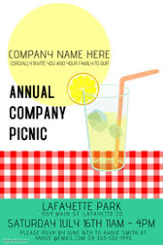 Picnic Template 90 Customizable Design Templates For Picnic Postermywall