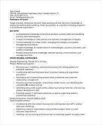 Product Marketing Engineer Resume , Marketing Resume Samples for Successful  Job Hunters , It is an