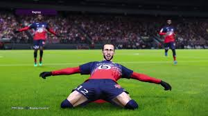 LILLE OSC vs PARIS SG - Ligue 1 CONFORAMA (PES 2020 LEGEND) PS4 - YouTube