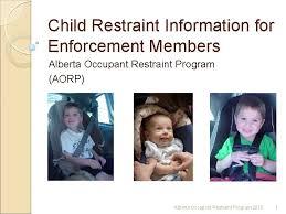 enforcement members alberta occupant