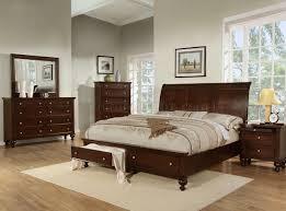 b2800 bedroom in dark pecan w optional casegoods