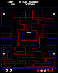Pac Man Pattern Fascinating PacMan Play Guide How To Win PacMan Strategies Paths Tips Tricks