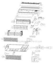 oreck air8w parts list and diagram ereplacementparts com Oreck Vacuum Parts Oreck Xl Motor Wiring Diagram #39