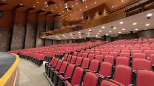 Charlotte Performing Arts Center Seating Chart Mcintyre Performing Arts Centre Mohawk College