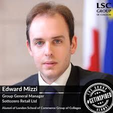 London School of Commerce - Presenting: Edward Mizzi, alumni of ...
