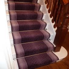 capitol purple stair carpet runner