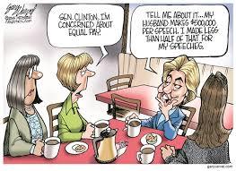 Equal Pay Cartoons via Relatably.com