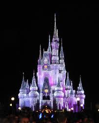 Castle Christmas Lights Magic Kingdom Cinderella Castle Christmas Icicle Light