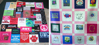 Quick and Easy T-Shirt Quilt Tutorial | National Quilters Circle & how-to-make-a-t-shirt-quilt-1 Adamdwight.com