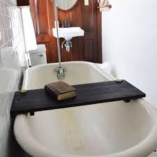 Accessories. Mesmerizing Bathtub Caddy For Your Bathroom Design ...