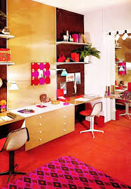 Retro office design Mid Century Omg Talk About Amazing Retro Office Space For Two Best Resumes And Templates For Your Business Expolicenciaslatamco Omg Talk About Amazing Retro Office Space For Two Office Design