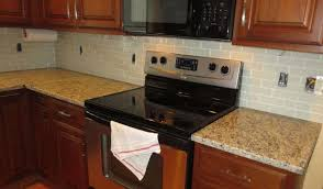 cutting glass tile backsplash around s best of how to install a glass tile kitchen backsplash