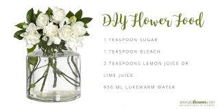 diy flower food pin