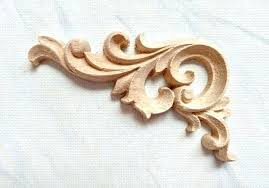 Appliques for furniture Oak Appliques Busnsolutions Appliques Wood Architectural Carved Mouldings Furniture Appliques