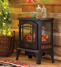 room heater vs fireplace