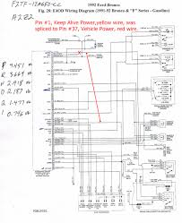 wiring diagram for 98 explorer wiring diagrams and schematics factory sub wiring ford explorer and ranger forums