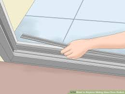 image titled replace sliding glass door rollers step 02