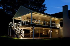 simple led deck lighting