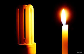 Image result for blackout+tenaga nasional+lilin