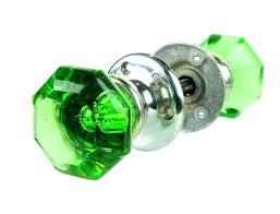 green glass door knobs octagonal knob t cupboard antique cabinet vintage green glass door knobs