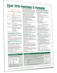 Cricket Score Sheet 20 Overs Excel Buy Microsoft Excel 2016 Functions Formulas Quick