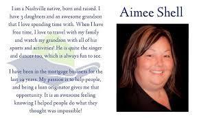 Aimee Shell Lending Hand Mortgage LLC - Home | Facebook