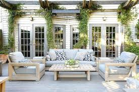 restoration hardware outdoor furniture light taupe outdoor chairs and coffee table customer reviews restoration hardware outdoor