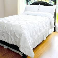 truly soft pleated duvet cover set queen full