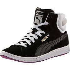 puma high tops womens. women\u0027s first round super eco high-tops puma high tops womens 0