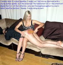 Boyfriend spanked my husband