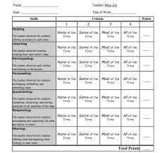 Cover Letter Resume Rubric Resume Pdf Download