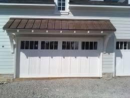 door and overhang carriage house garage doors garage and doors