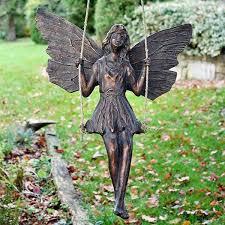 60 best fairy statues images on fairies garden fairy bronze fairy garden statues