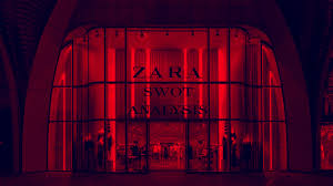 swot analysis of zara projects