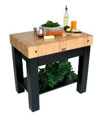 Kitchen Chopping Block Table John Boos Homestead Blocks Butcher Block Tables