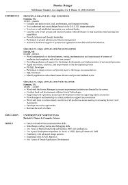 Oracle Pl Sql Resume Samples Velvet Jobs