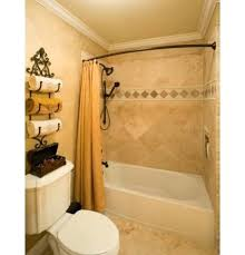 curved shower curtains curved shower curtain rods bring luxury to small bathrooms bowed shower curtain rod