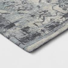 target area rugs threshold rug 5x7 natural gray beyondthelevant com